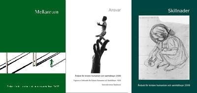 Årsboksomslag 2006/2008/2009